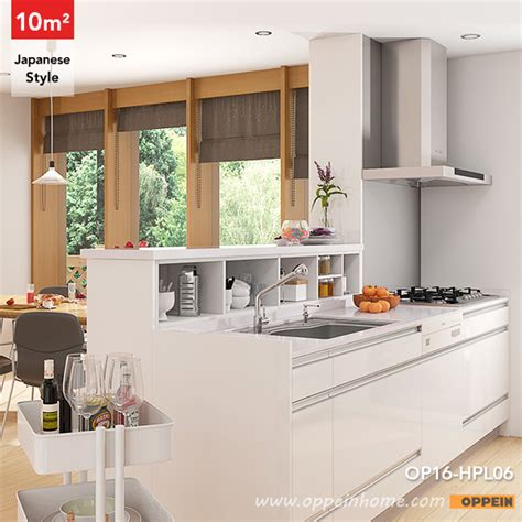 oppein kitchen in africa op16 hpl06 10 square meters japanese op16 hpl06 10 square meters japanese style galley kitchen