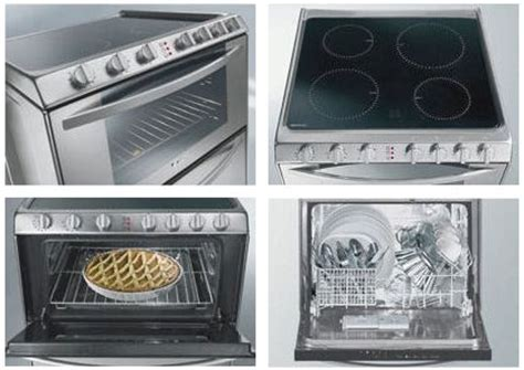 Candy Trio   combination oven, hob and dishwasher in 60cm