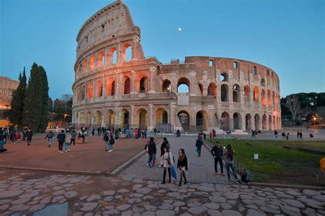 prezzo ingresso colosseo roma per entrare al colosseo si pagher 224 di pi 249 il