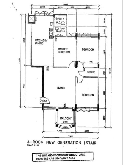 hdb flat floor plan hdb floor plan singapore real estate harry liu