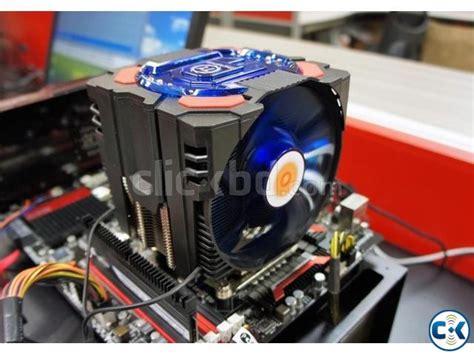 Ready Cpu Cooler Pc Cooler Oc X5 thermaltake frio ock monoster cpu oc cooler clickbd