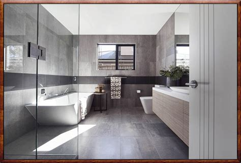 Moderne Fliesen Badezimmer by Moderne Badezimmer Fliesen Grau Zuhause Dekoration Ideen