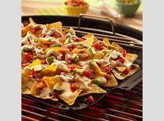 Chicken Nachos on the Grill Recipe | Land O'Lakes Nachos Party