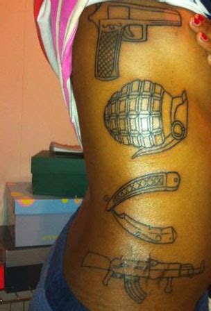 tattoo love gun 15 best gun tattoo designs with meanings styles at life