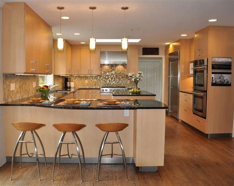 kitchen peninsula lighting the kitchen is be both functional and beautiful we used