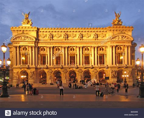 paris house music paris opera house or academie national de musique national academy of stock photo royalty free
