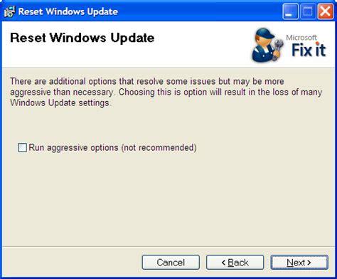 windows update resetter what to do when windows update won t work