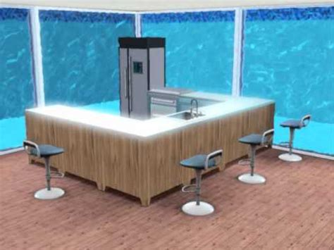 create your own house with the sims 3 program wannasamon sims 3 underwater house youtube