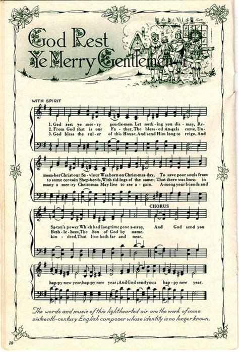 printable christmas carols christmas carols printable christmas music pinterest