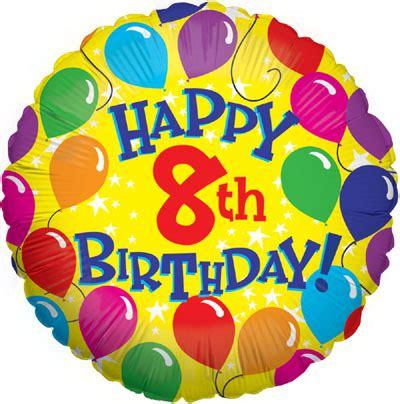 Happy 8th Birthday Quotes Happy 8th Birthday Twentysixcats
