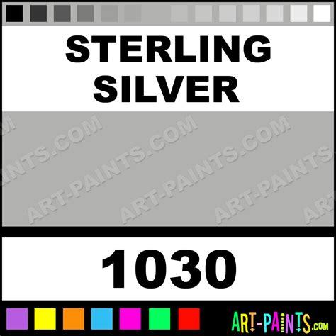 sterling silver premium metallic spray paints 1030 sterling silver paint sterling silver