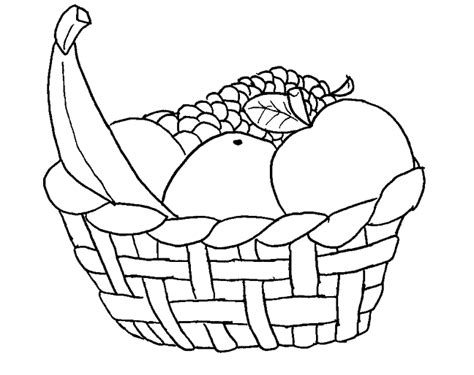Fruit And Vegetables Coloring Pages Coloringpages1001 Com Fruits And Vegetables Coloring Page