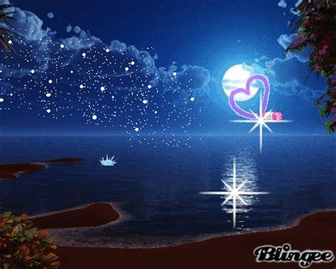 Imagenes Surrealistas De La Noche   noche mar fotograf 237 a 130138450 blingee com