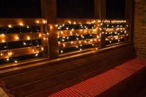 Pinterest Christmas Porch Decorating - outdoor fairy lights deck roselawnlutheran