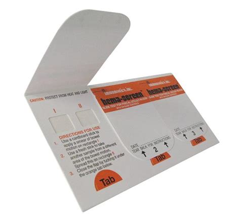 Bowel Cancer Stool Test by Fobt On Topsy One