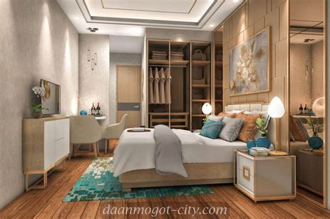 design interior apartemen 36m2 contoh design interior apartemen damoci daan mogot city