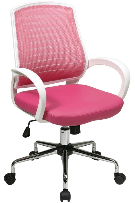 pink desk chair office max office chairs