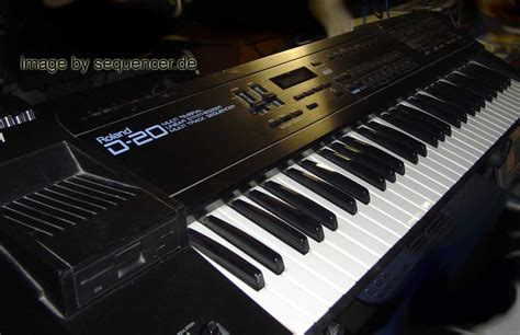 Keyboard Roland D20 roland d 20 page 1 pistonheads