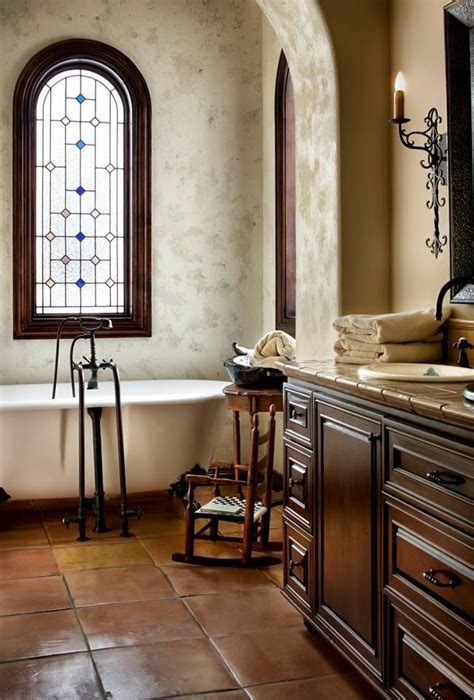 spanish inspired dream home on lake conroe 25 best ideas about spanish bathroom on pinterest
