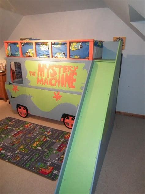 scooby doo bedroom bunk bed beds and scooby doo on pinterest