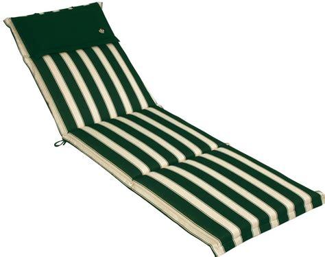 cuscino per sdraio cuscini per sdraio cuscini lunga spiaggia sedia verde e