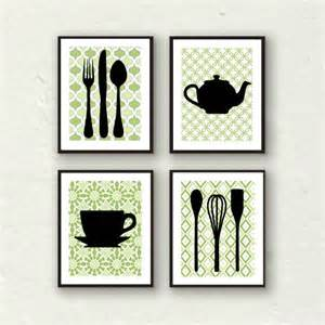 Ideas For Kitchen Wall Decor kitchen decor kitchen utensil art modern kitchen art wall decor
