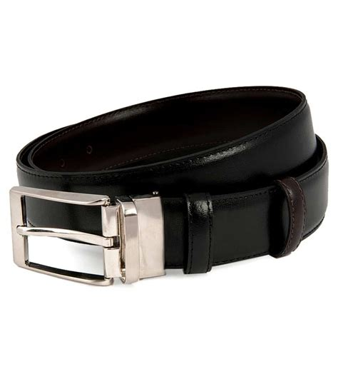 s reversible black brown leather belt hawes and curtis