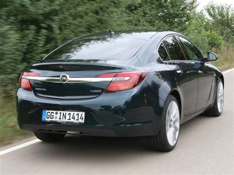 Opel Insignia 1 6 Turbo Fahrbericht Opel Insignia 1 6 Sidi Turbo Facelift Bild