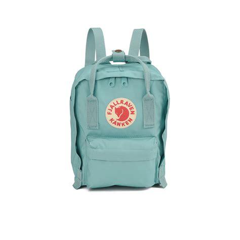 Tas Pouch Mini Skirt Blue Inside fjallraven mini kanken backpack sky blue free uk