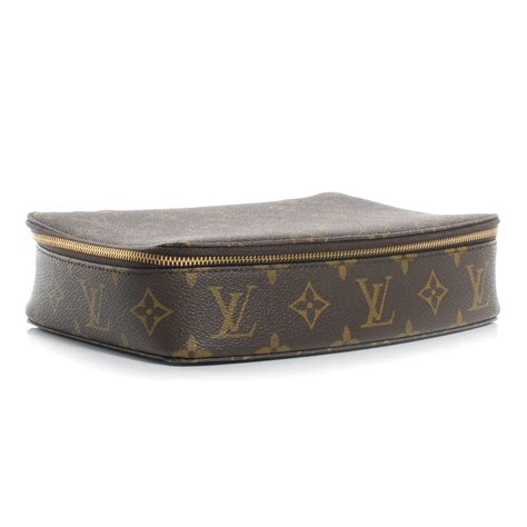 Louis Vuitton Monogram Costume Jewelry by Louis Vuitton Monogram Monte Carlo Jewelry Box 58731