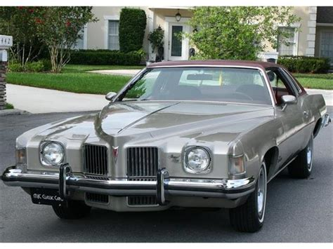 1973 pontiac grand prix for sale on classiccars com 3 available
