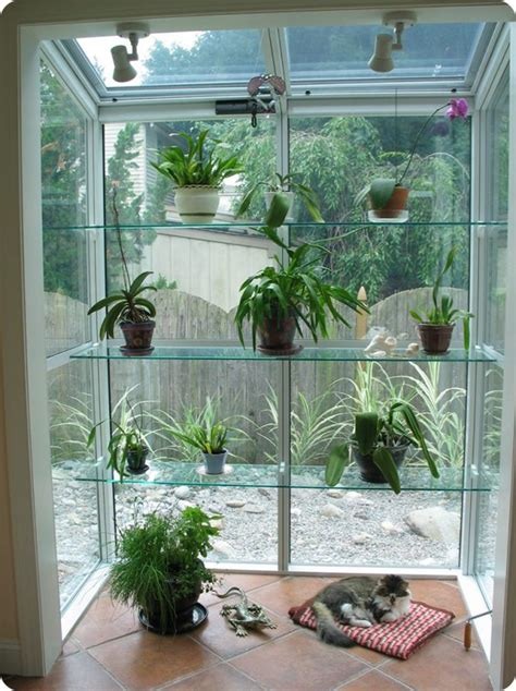 Backyard Window by 15 Beautiful Window Gardens Littlepieceofme