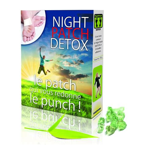 Patch Detox by Patch Detox