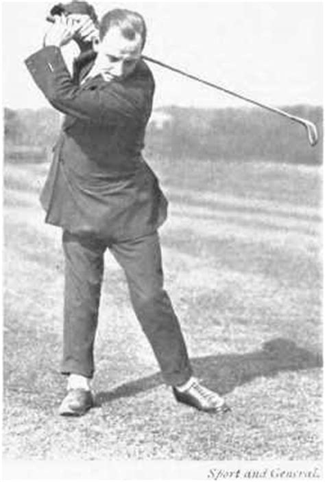 ernest jones golf swing chapter vii over swinging