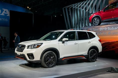 2020 Subaru Forester Turbo by 2019 Subaru Forester Redesigned Now Without Xt Turbo