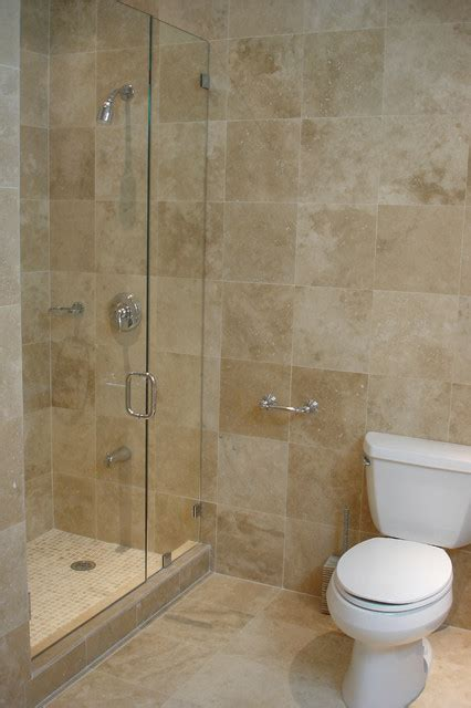 travertine small bathroom houzze bathrooms wigh travertine joy studio design