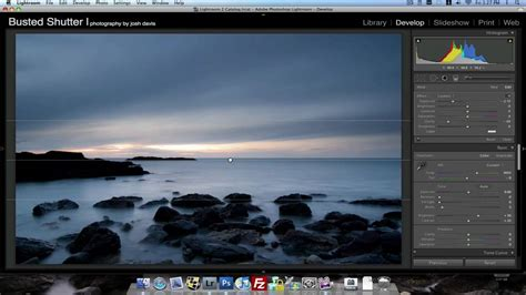 lightroom tutorials on youtube lightroom tutorial ocean sunrise youtube
