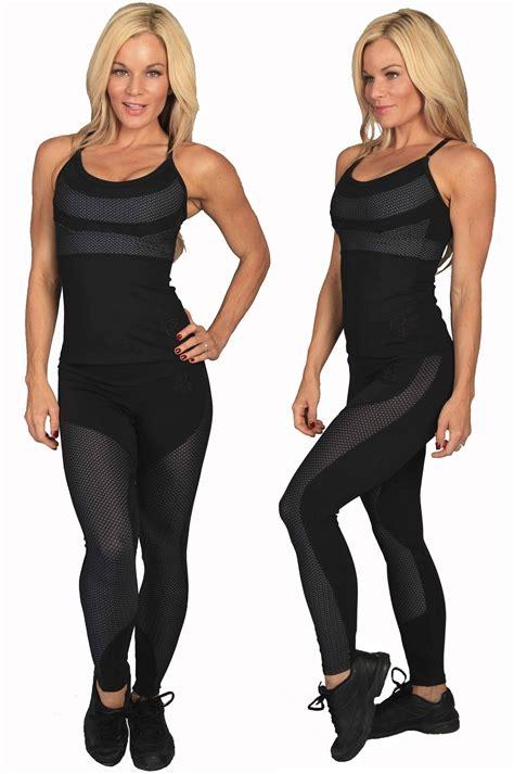 equilibrium activewear l732 workout