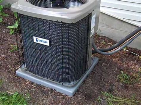 2 ton air conditioner change out