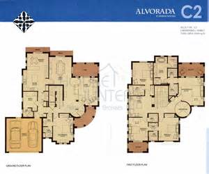 villa plan arabian ranches communities