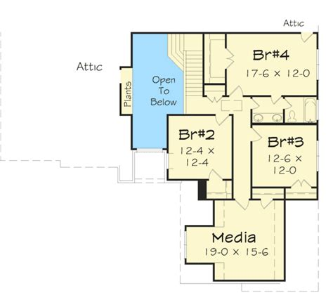 media room floor plans sunroom and media room 68045hr architectural designs house plans