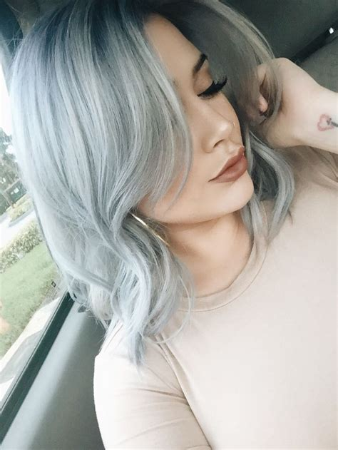 Sophisticated Pink Paint Colors Blue Hair 30 Brand New Bangin Blue Hair Color Ideas