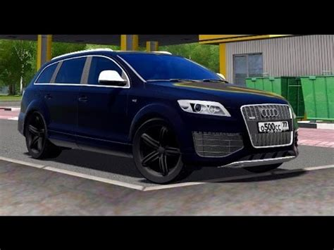 Audi Q7 V12 Tuning by City Car Driving Audi Q7 V12 Tdi Tuning