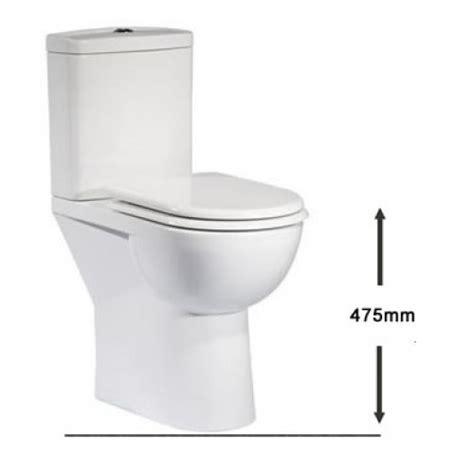 comfort toilets uk tavistock micra comfort height wc with seat gt toilets