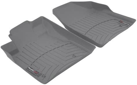 weathertech floor mats for honda pilot 2011 wt461741