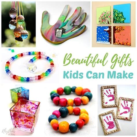Handmade Childrens Gifts - handmade gifts can make for family and friends