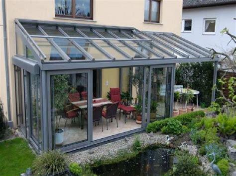 veranda giardino giardino d inverno in alluminio ts alu veranda