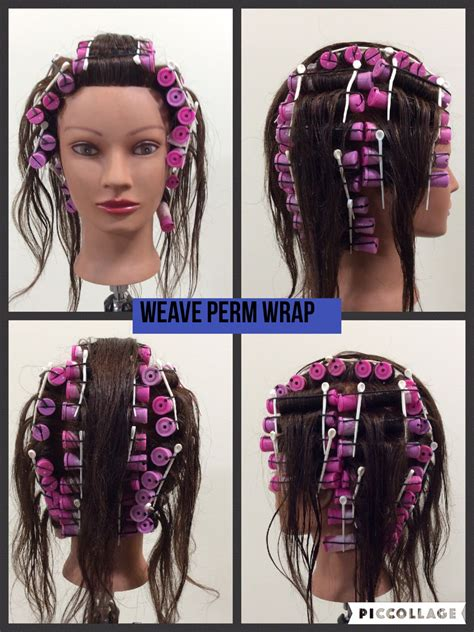 which perm rods are best for weave weave perm wrap alpha pinterest perm perms and hair