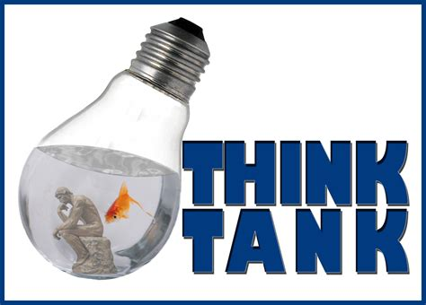 The Think Tank are government business think tanks worthwhile 171 the standard