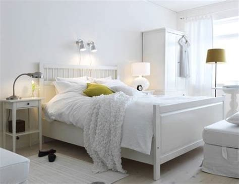 Ikea Hemnes Bedroom | stark white bedroom furniture the interior design